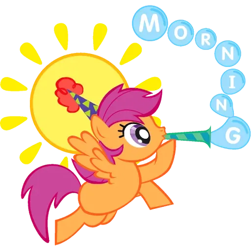 MLP - Sticker 4