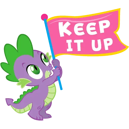 MLP - Sticker 7