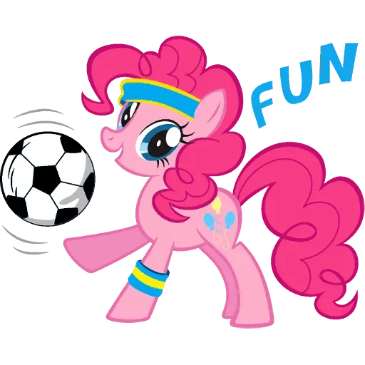 MLP - Sticker 25
