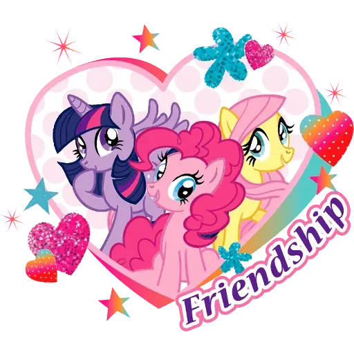 MLP - Sticker 2