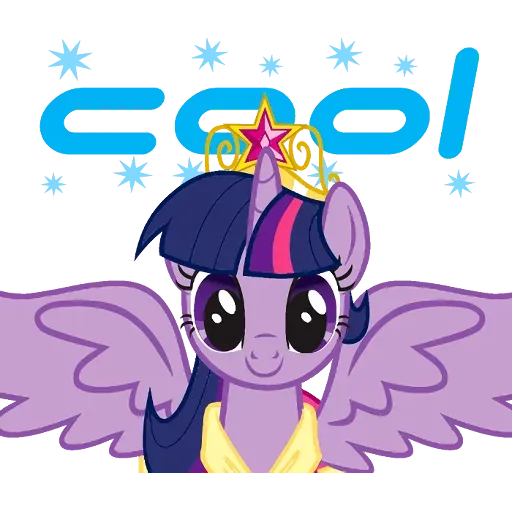 MLP - Sticker 12