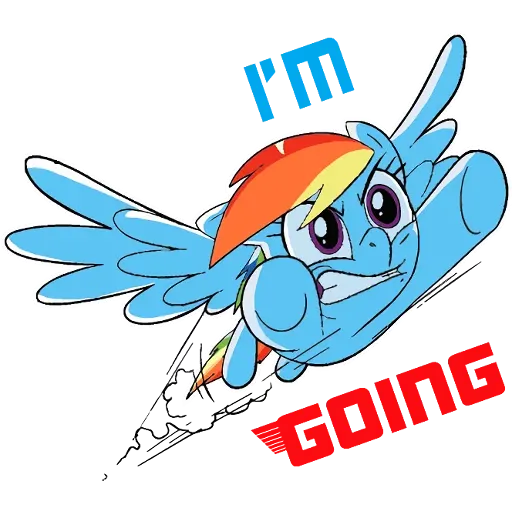 MLP - Sticker 29
