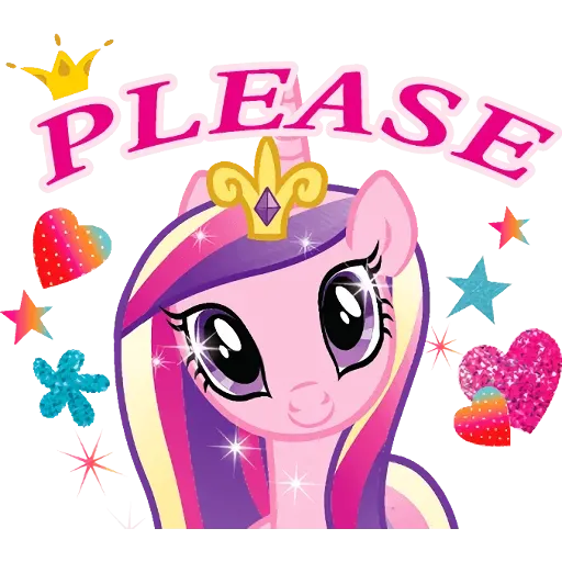 MLP - Sticker 6