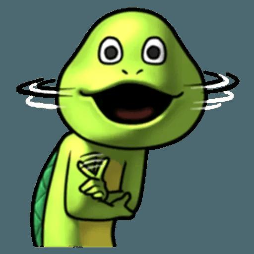 Frog - Sticker 2