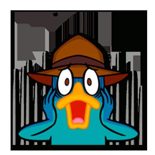 Perry - Sticker 9