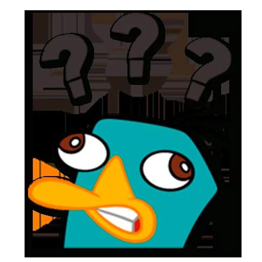 Perry - Sticker 18