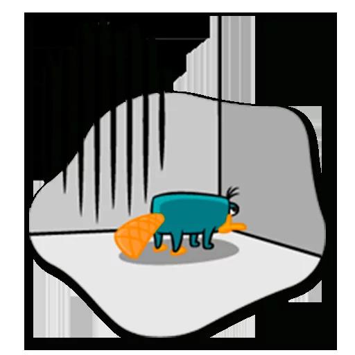 Perry - Sticker 17
