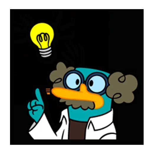 Perry - Sticker 13
