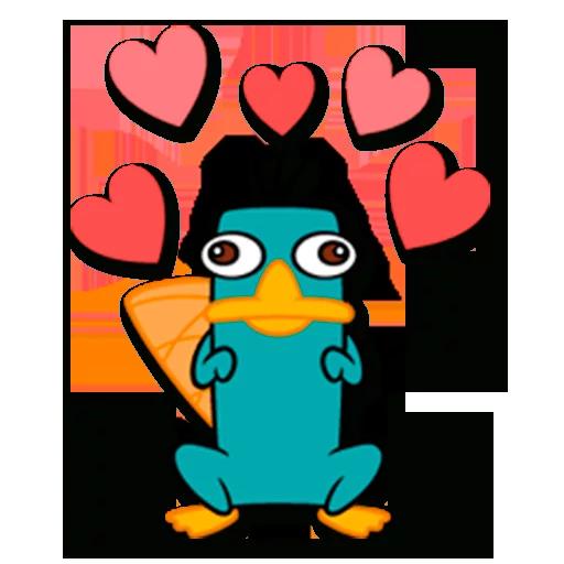 Perry - Sticker 7