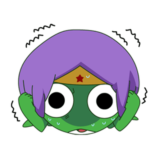 KERORO 01 - Sticker 3