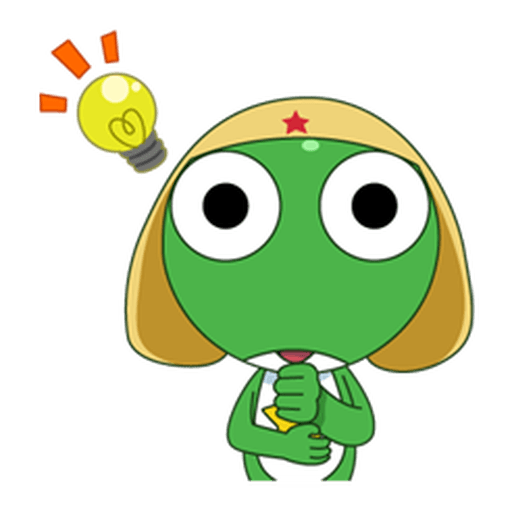 KERORO 01 - Sticker 4