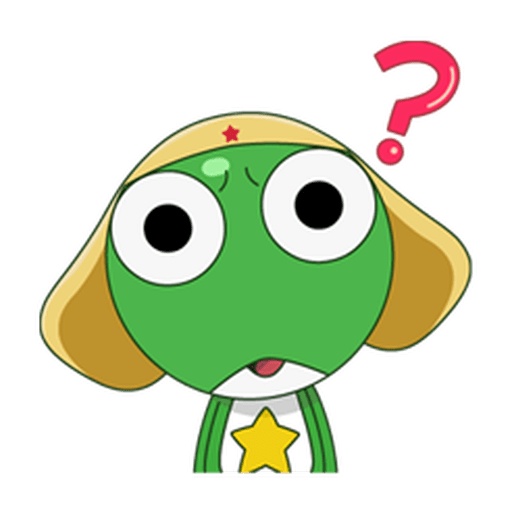 KERORO 01 - Sticker 2
