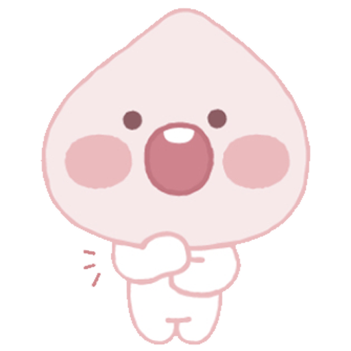Baby apeach - Sticker 11