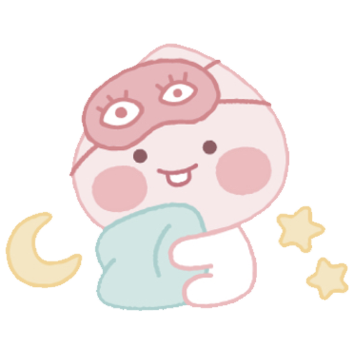 Baby apeach - Sticker 23