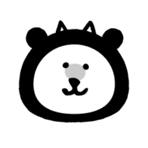 W bear emoji - Sticker 20
