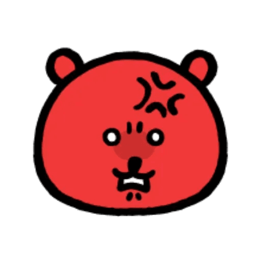 W bear emoji - Sticker 25