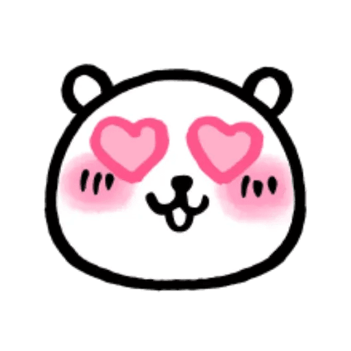 W bear emoji - Sticker 3
