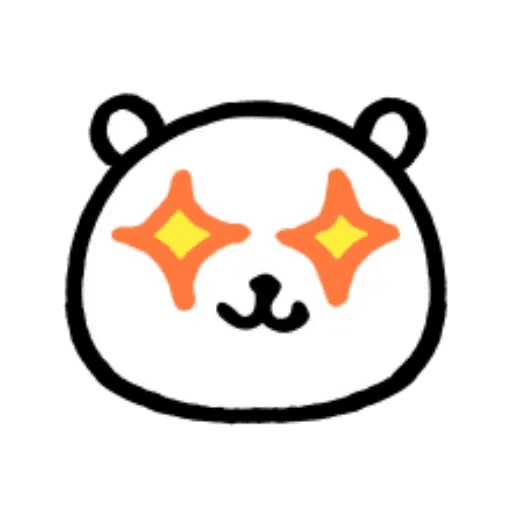 W bear emoji - Sticker 4