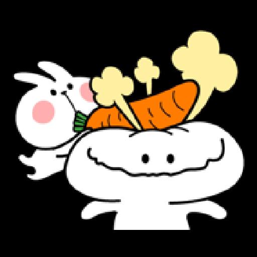 Spoiled Rabbit 2 - Sticker 20