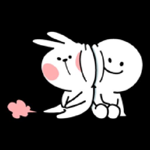 Spoiled Rabbit 2 - Sticker 21