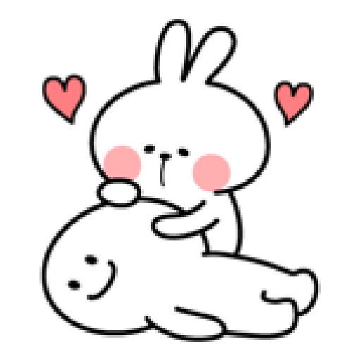 Spoiled Rabbit 2 - Sticker 2