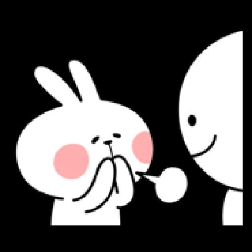 Spoiled Rabbit 2 - Sticker 9