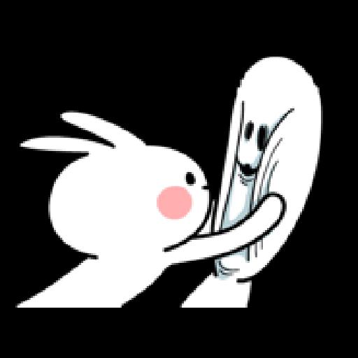 Spoiled Rabbit 2 - Sticker 30