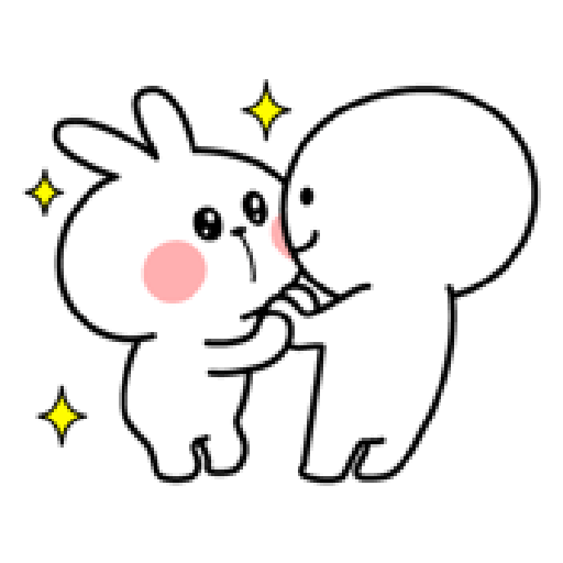 Spoiled Rabbit 2 - Sticker 6
