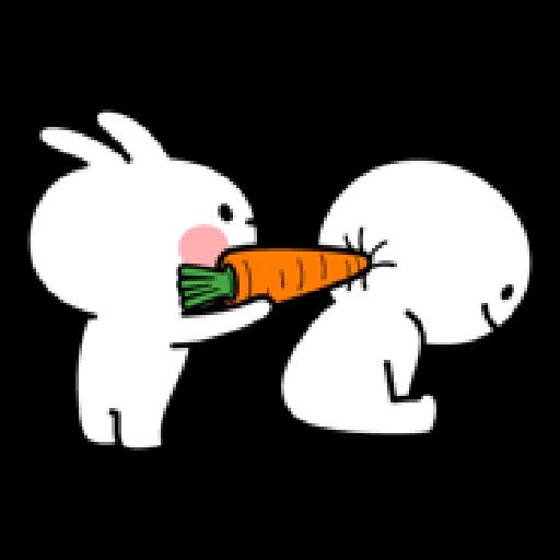 Spoiled Rabbit 2 - Sticker 25