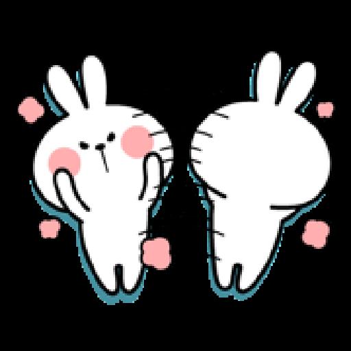 Spoiled Rabbit 2 - Sticker 14