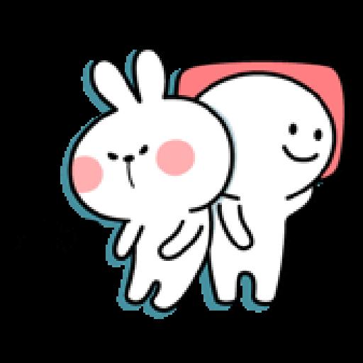 Spoiled Rabbit 2 - Sticker 18