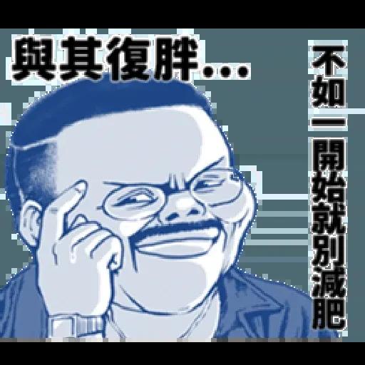 肥宅語錄 - Sticker 8