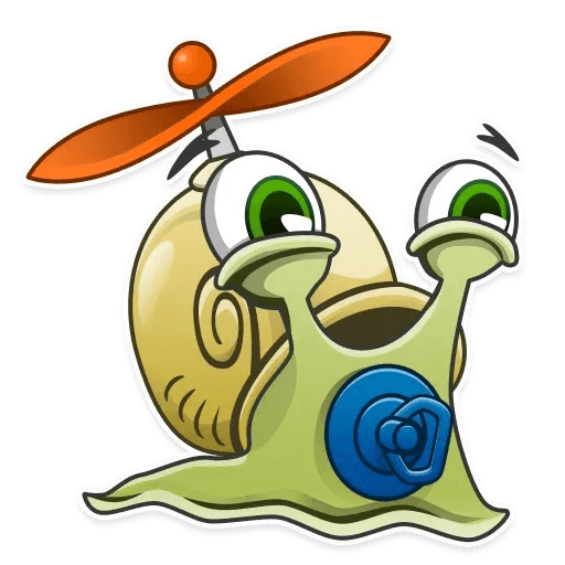 Snailo - Sticker 9
