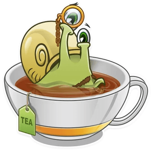 Snailo - Sticker 20