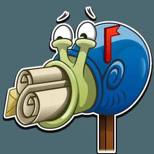 Snailo - Sticker 22