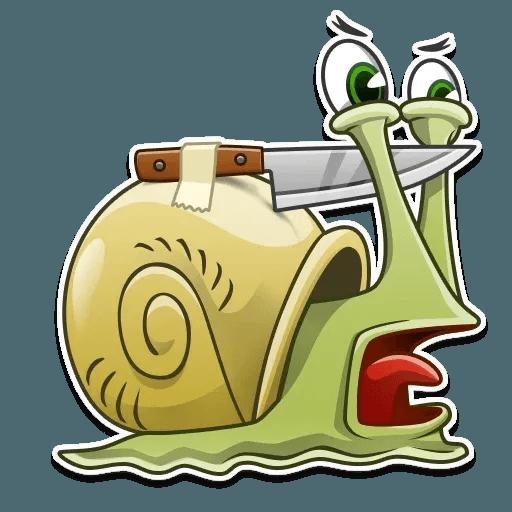 Snailo - Sticker 15