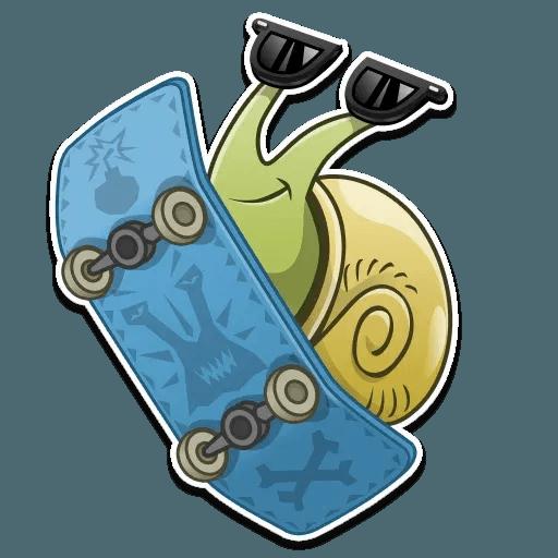 Snailo - Sticker 21