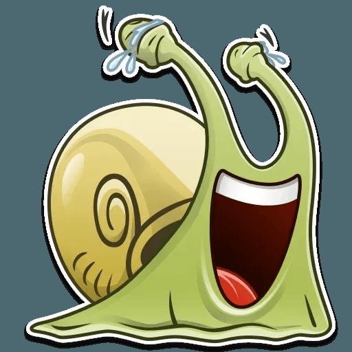 Snailo - Tray Sticker