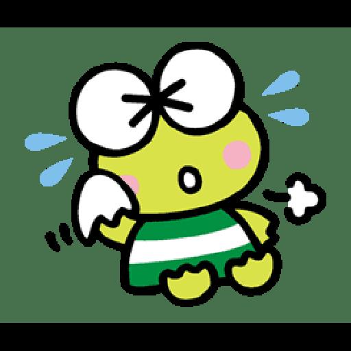 Keroppi 4 - Sticker 3