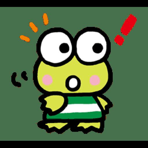 Keroppi 4 - Sticker 2