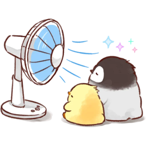 soft and cute chick 03 - Sticker 28