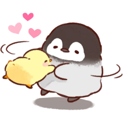 soft and cute chick 03 - Sticker 9