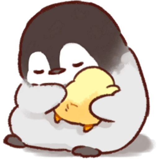 soft and cute chick 03 - Sticker 8