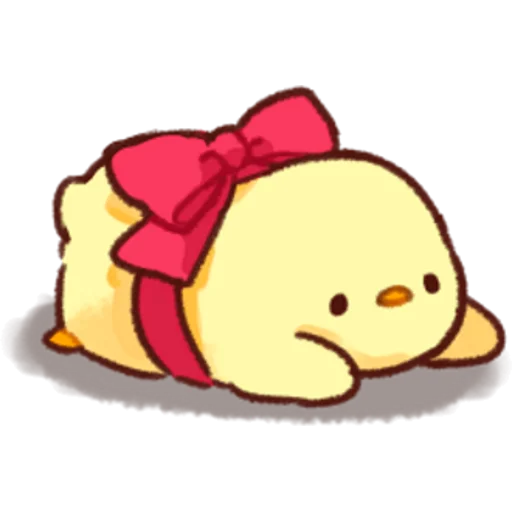 soft and cute chick 03 - Sticker 20
