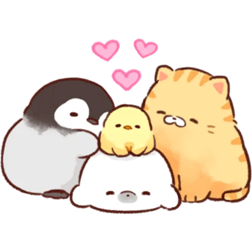 soft and cute chick 03 - Sticker 21