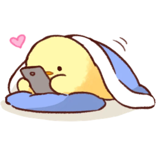 soft and cute chick 03 - Sticker 14