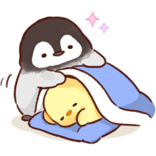 soft and cute chick 03 - Sticker 16