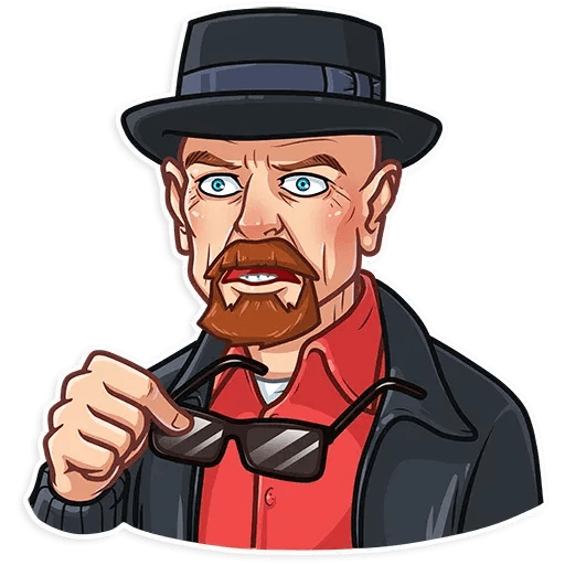 Breaking Bad - Sticker 2