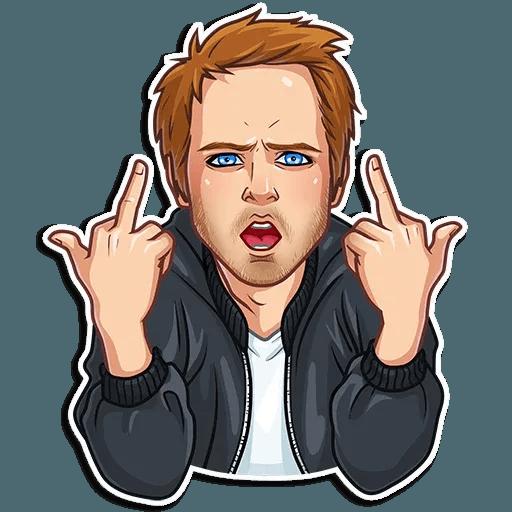 Breaking Bad - Sticker 11