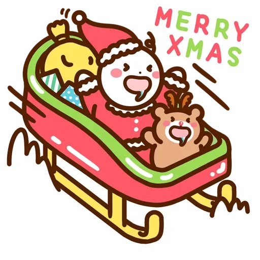 Christmas - Sticker 12